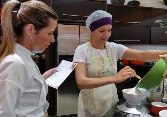 O curso ajuda quem busca a rotina alimentar saudável (Foto: Age Comunicação e Mídia)
