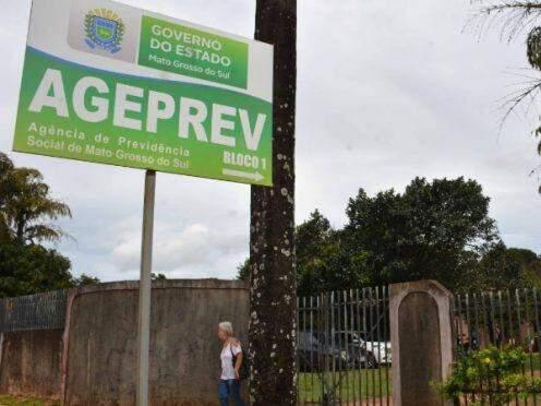 Sede da Ageprev em Campo Grande (Foto: Divulgação/Ageprev)