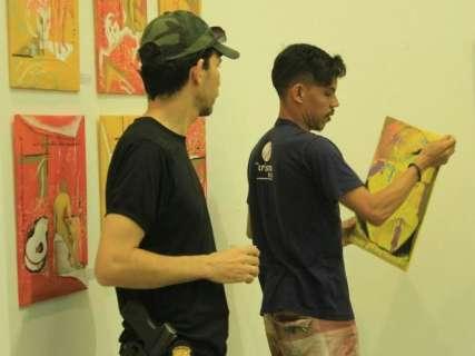 OAB/ MS vai questionar delegado sobre apreensão de quadro em museu