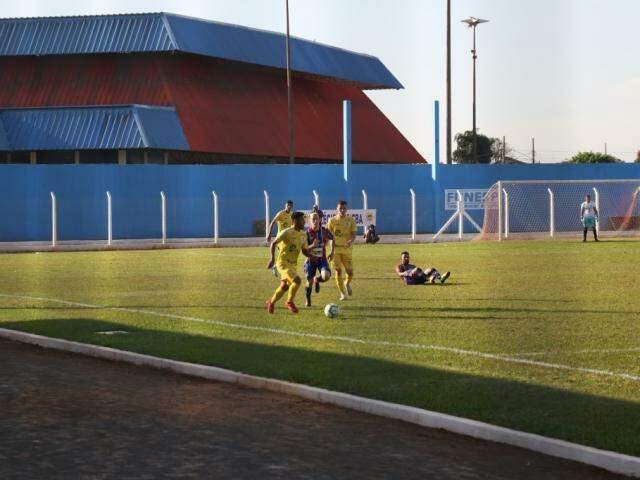 Estádio das Moreninhas é uma das alternativas ao Morenão para jogos de futebol (Foto: Paulo Francis/Arquivo)