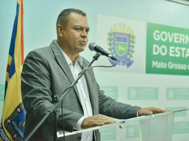 Ex-titular da Seinfra, Helianey responderá pela direção de Engenharia e Meio Ambiente da Sanesul. (Foto: Divulgação)