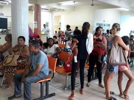 Usuários denunciam falta de pediatras em UPAs da Capital neste domingo