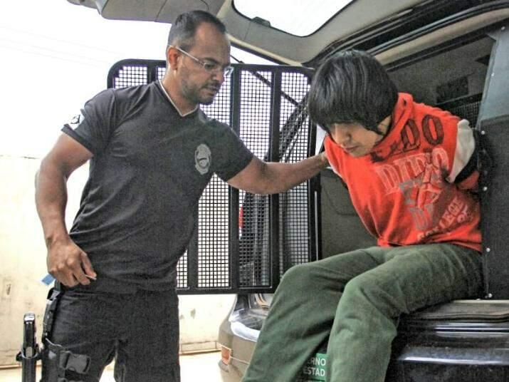Presos em operação contra pedofilia passam por audiência de custódia
