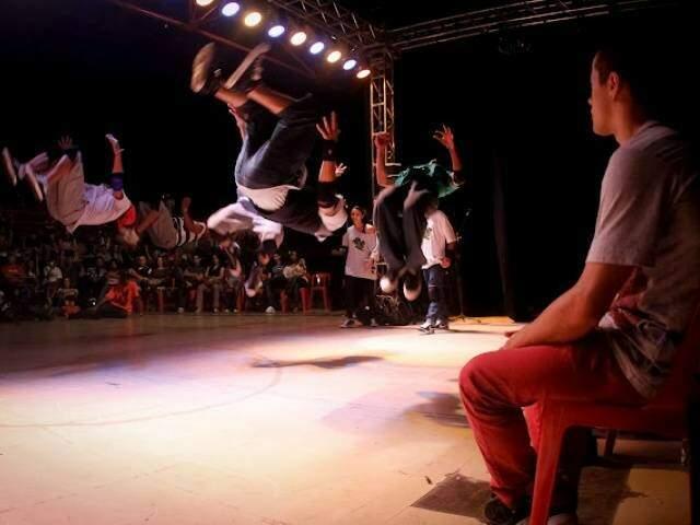Imagem do festival MS Street Dance Fest. (Foto: Divulgação)