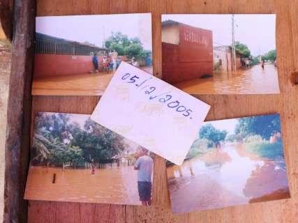 Há 25 anos na Popular, Lúcia resiste firme, apesar do álbum de enchentes