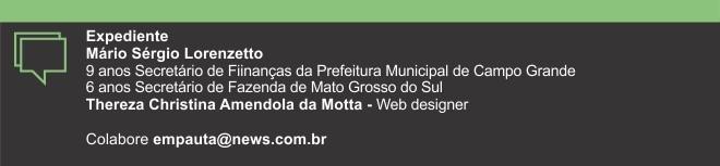 O Brasil precisa crescer 4% ao ano. Em Campo Grande a conta é ainda pior.