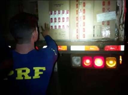 Motoristas de comboio com cigarros já haviam sido presos em janeiro