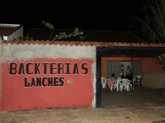 O local ganhou apelido de clientes do bairro vizinho (Foto: Cleber Gellio)