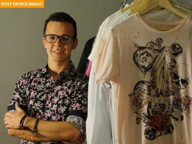 Almeida Store tem atendimento personalizado e produtos exclusivos em moda masculina. (Foto: André Bittar)