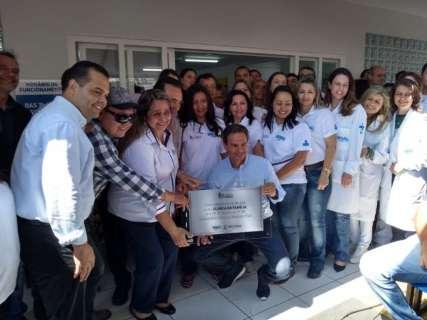 Inaugurada, Clínica da Família do Nova Lima quer atender 13 mil na região