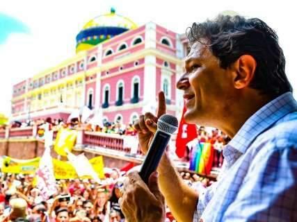 Nova pesquisa aponta para 2º turno entre Jair Bolsonaro e Haddad