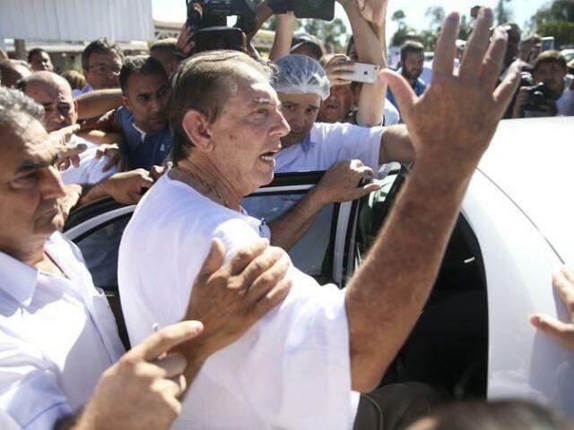 João de Deus já é considerado foragido pelo Ministério Pùblico de Goiás    (Arquivo/Marcelo Camargo/Agência Brasil)