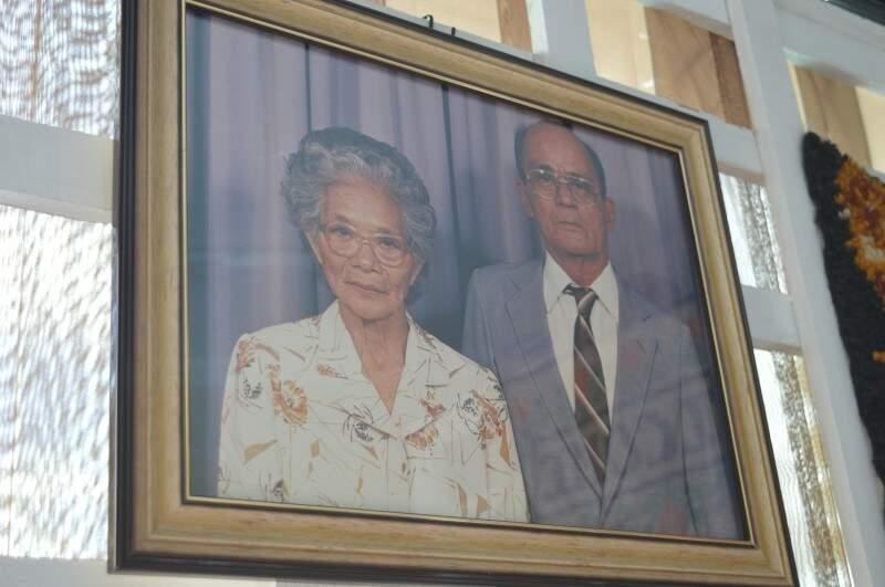 Ao lado do marido, viveu a 2ª Guerra Mundial.