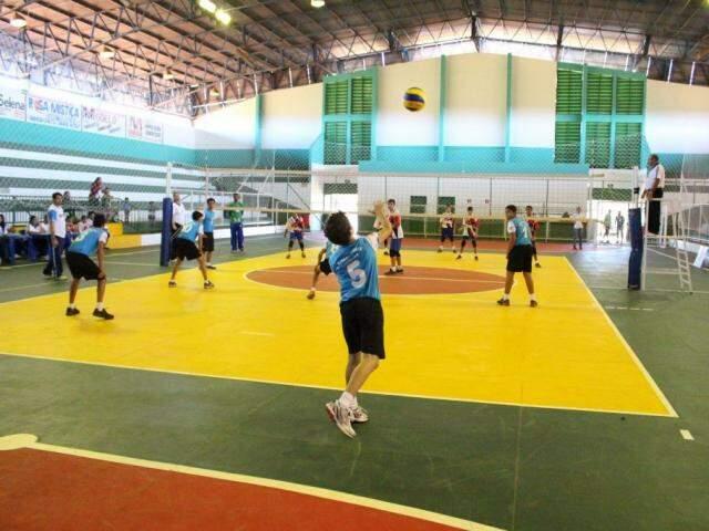 Ao todo serão cinco dias de competição, até o próximo 23 de junho, com atletas de 36 municípios participantes. (Foto: Divulgação)