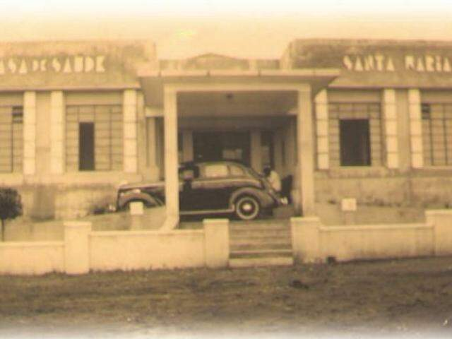 Casa de Saúde na Afonso Pena