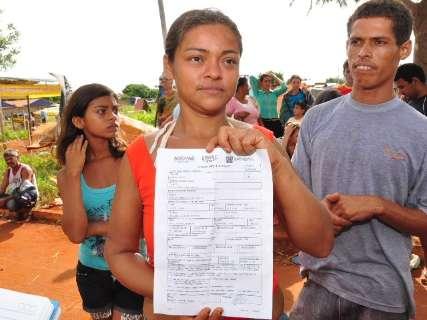 Número de áreas invadidas em Campo Grande já chega a quatro