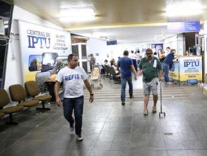 Refis supera expectativa e arrecada 31 milhões na Capital