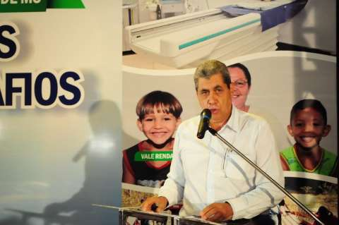 André pede a prefeitos que pressionem Congresso para votar lei que beneficia MS