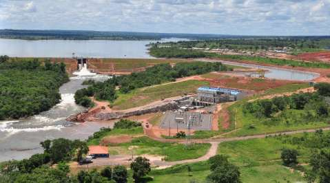 MS vai receber compensação por uso de recursos hídricos pela Eletrosul