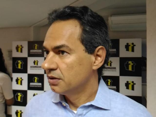 """""""Não pensam em MS"""", diz prefeito sobre candidaturas para """"preencher vagas"""""""
