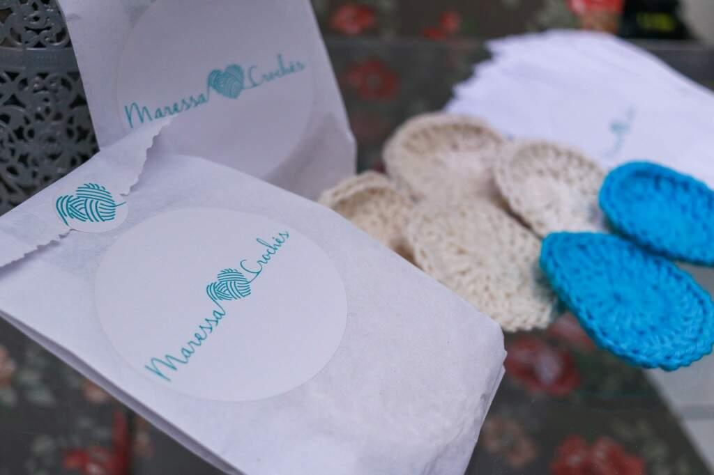 Os kits são entregues em pacotinhos fofos e são ótimas opções para presentes. (Foto: Henrique Kawaminami)