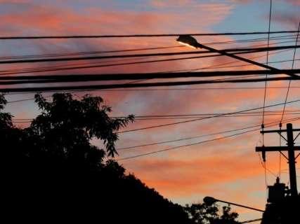 Inmet prevê sol entre nuvens e chuva para sexta-feira em todo o MS