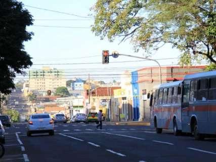 Dia de jogo da seleção deixa ruas da Capital com cara de feriado