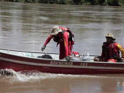Três dias após desaparecer corpo de adolescente é encontrado no rio Taquari