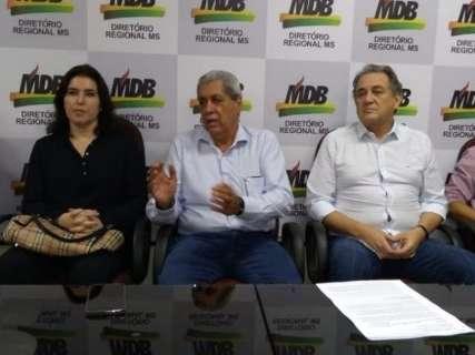 MDB fará reunião para avaliar pré-candidatos e já planejar 2020