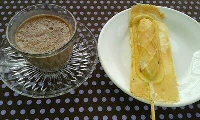 Café é simples, mas feito com carinho (Foto: Divulgação)
