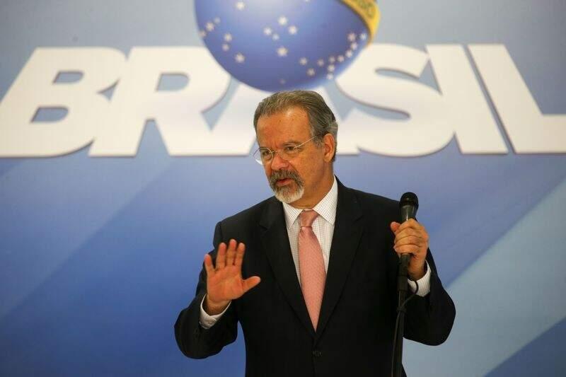 O ministro Raul Jungmann (Foto: Fabio Rodrigues Pozzebom/Agência Brasil)