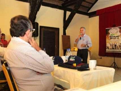 Reinaldo destaca investimento que soma R$ 1,2 bilhão em estradas no MS