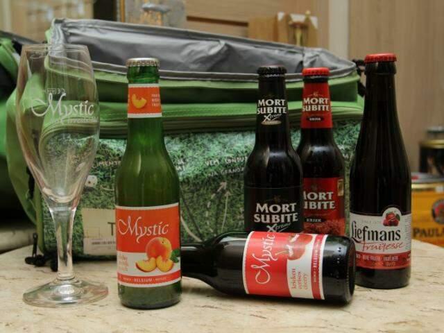 Cervejas frutadas. (Foto: Marcos Ermínio)