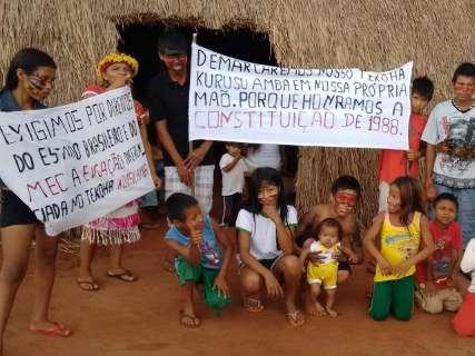 Em comunidades indígenas de MS, médico agora só vai uma vez por mês