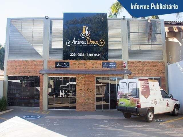 A clinica fica na Rua Euclídes da Cunha, 665 - Centro - Foto Divulgação