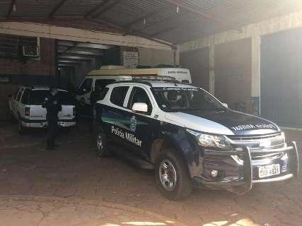 Operação contra facção em MS tem alvos em Presídio Federal de Mossoró