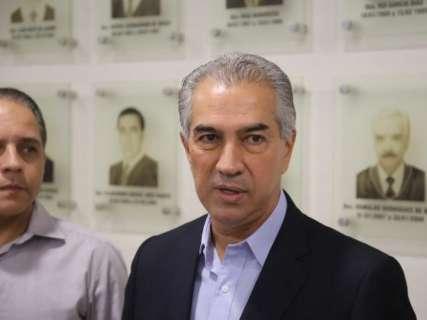Reinaldo vai ao TRE, que propõe campanha sobre erros na urna
