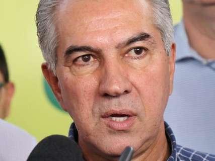 Na véspera de paralisação, Reinaldo diz que ato de professores é político