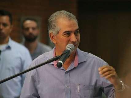 Safra recorde vai ajudar a manter crescimento do PIB de MS, diz Reinaldo