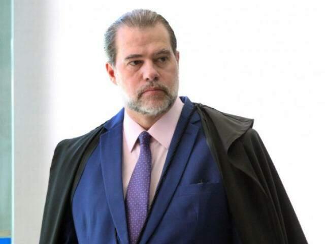 Dias Toffoli anulou decisão de Mello que, mais cedo, garantia liberdade a presos que foram condenados em segundo grau, mas sem o trânsito em julgado. (Foto: Nelson Junior/SCO/STF)