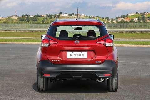 Nissan começa a vender o Crossover Kicks fabricado no Brasil