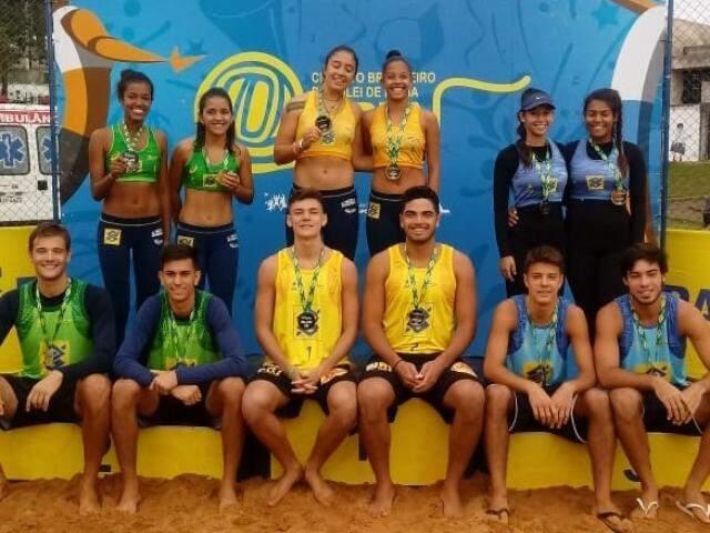 Equipe em Maringá. (Foto: Divulgaçãó)