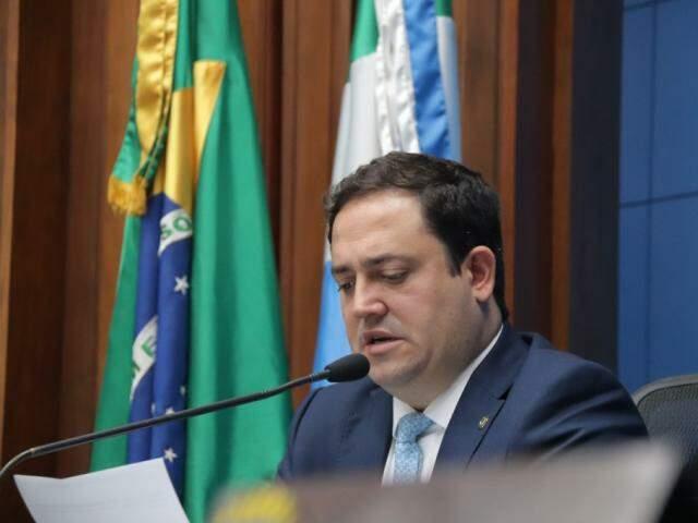 Deputado estadual Marcio Fernandes acredita que Estado avançará com decisão da OIE (Foto: Divulgação)