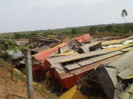 Reinaldo promete reformar malha ferroviária e Odilon quer parcerias