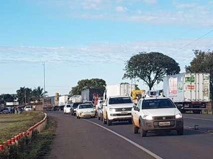 Correios suspenderam envio de Sedex e atribuem à greve dos caminhoneiros
