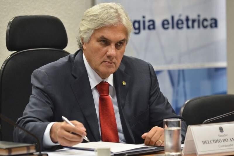 Senador Delcídio do Amaral. (Foto: Agência Brasil)