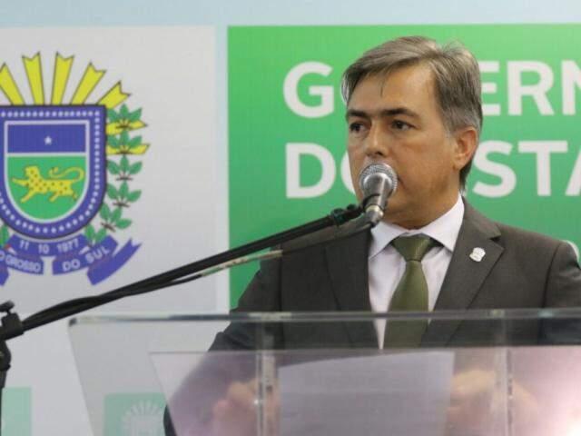 Novo secretário de Justiça e Segurança Pública, Antônio Carlos Videira. (Foto: André Bittar).
