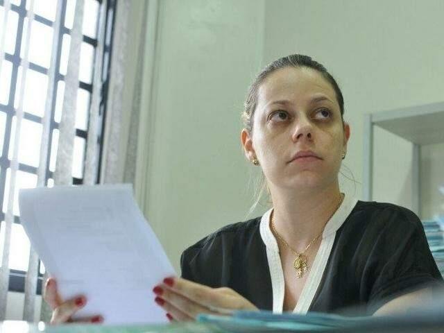 Daniella Kades deixa a Deaij por prazo de 90 dias, segundo portaria (Foto/Arquivo: Alcides Neto)