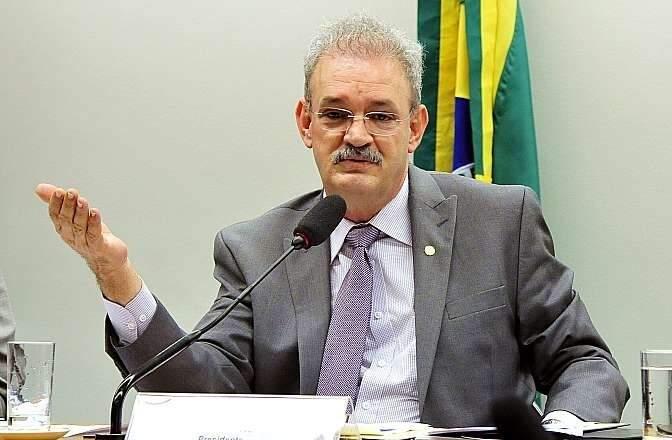 Geraldo Resende diz que presidente já não tem condições de governar (Foto: Luis Macedo / Câmara dos Deputados)