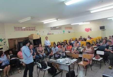 TJ-MS reinicia em escolas municipais projeto que incentiva diálogo entre alunos